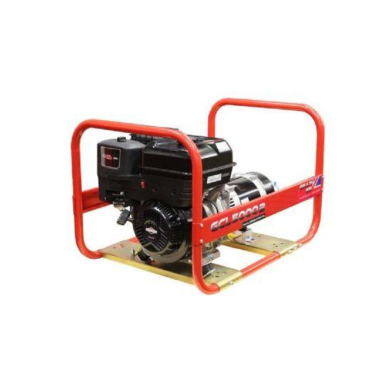 GCL5000B 5kW (6kVA) Briggs & Stratton Petrol Generator