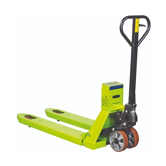 Pramac PX25 Weigh Scale Pallet Truck - Accurate Weighing System