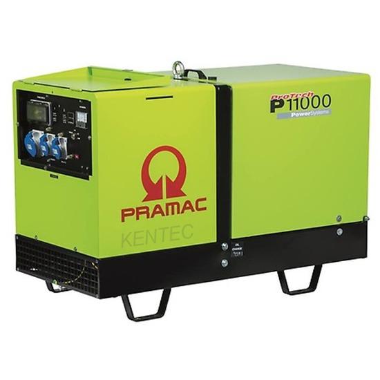 Pramac P11000 230v AMF Standby Silent Diesel Generator