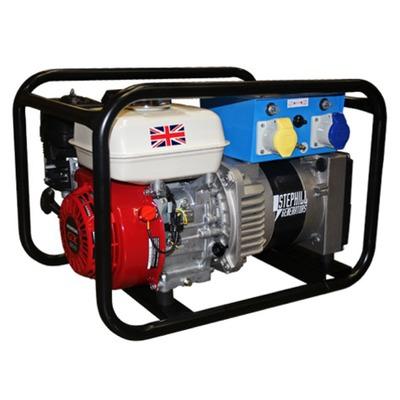 Stephill 2700HMS Portable Petrol Generator