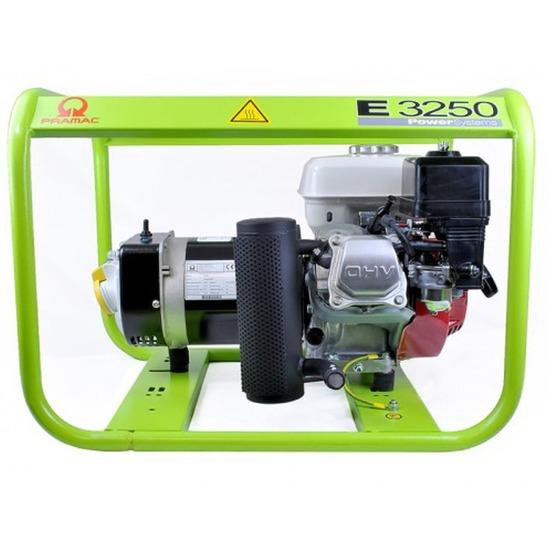Pramac E3250 230/115v Site/Open Frame Generator