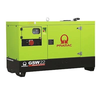 Pramac GSW22Y 3-Phase Diesel Generator
