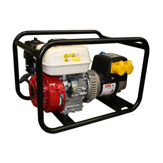 Stephill SE34003S Portable Petrol Generator