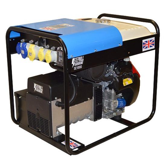 Stephill SE10000 Generator - Honda Engine