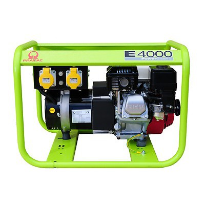 Pramac E-Series Petrol Generators