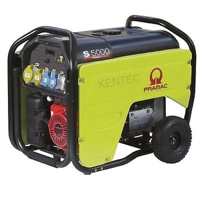 Pramac S Series Petrol Generators