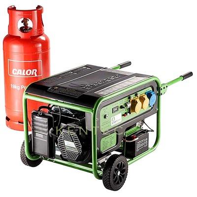 LPG & Dual Fuel Generators