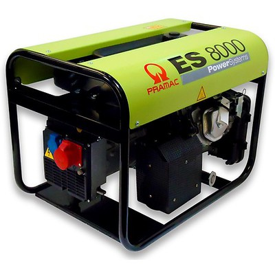3-Phase Portable Generators
